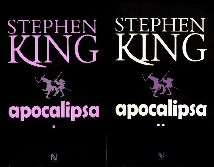 Apocalipsa (2 vol.) - Stephen King