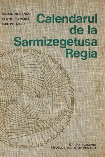 Calendarul de la Sarmizegetusa Regia - Studiu