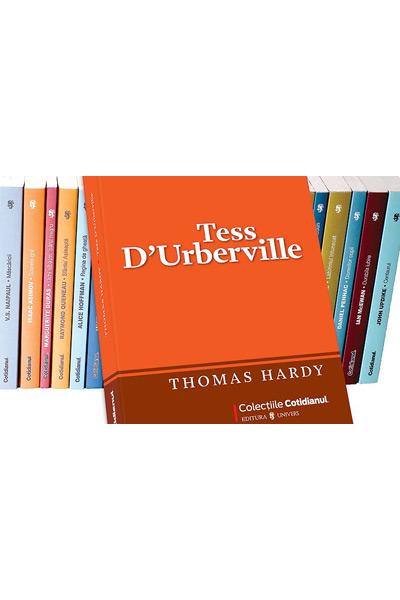 Tess D'Urberville - Thomas Hardy