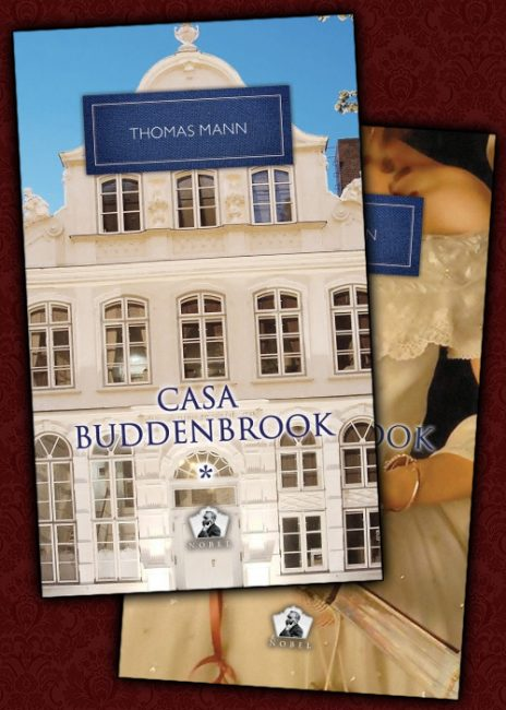 Casa Buddenbrook (vol. 1+2) - Thomas Mann