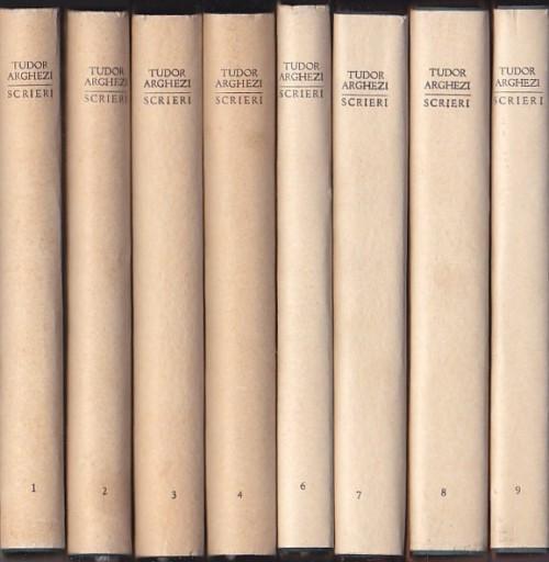 Tudor Arghezi - Scrieri (opere complete, 22 volume)