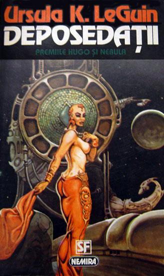 Deposedatii - Ursula K. Le Guin