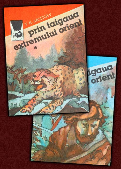 Prin taigaua extremului Orient (2 vol.) - V.K. Arseniev