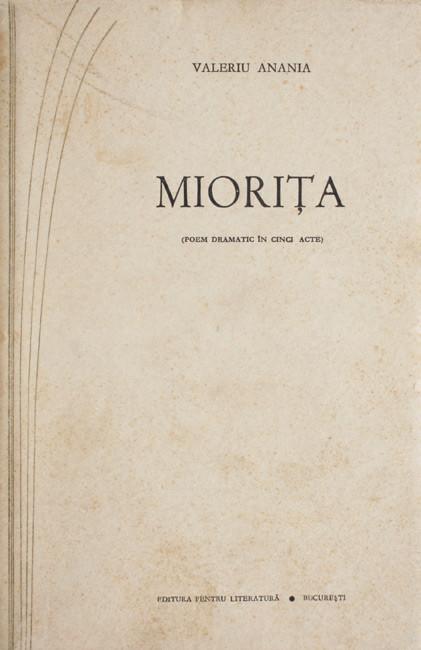 Miorita (editia princeps