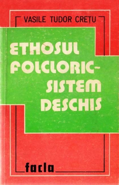 Ethosul folcloric - Vasile Tudor Cretu