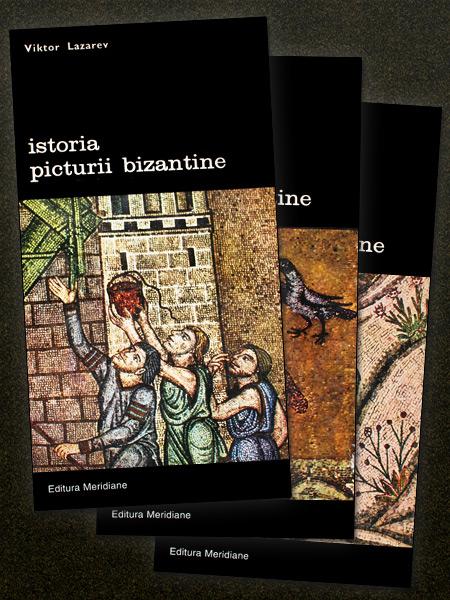 Istoria picturii bizantine (3 vol.) - Viktor Lazarev