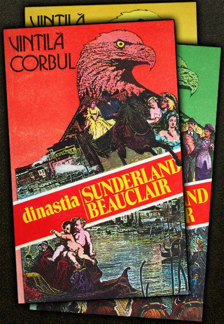 Dinastia Sunderland Beauclair (3 vol.) - Vintila Corbul