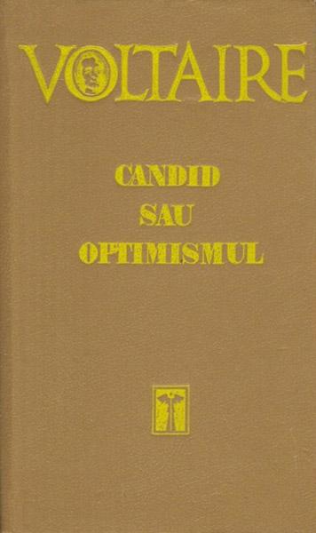 Candid sau Optimismul - Voltaire