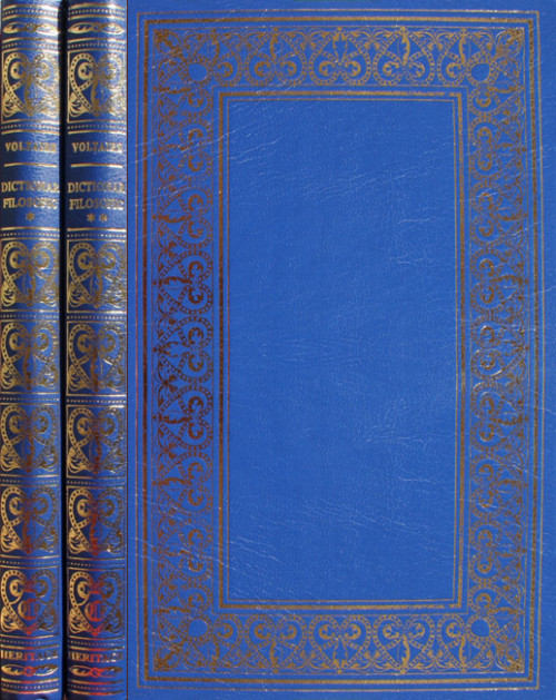 Dictionar filosofic (2 vol.)