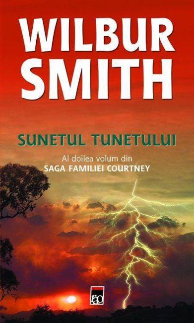 Sunetul tunetului - Wilbur Smith