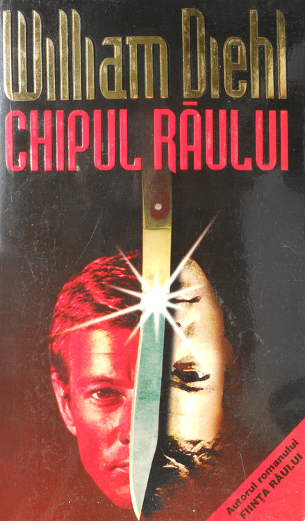 Chipul raului - William Diehl