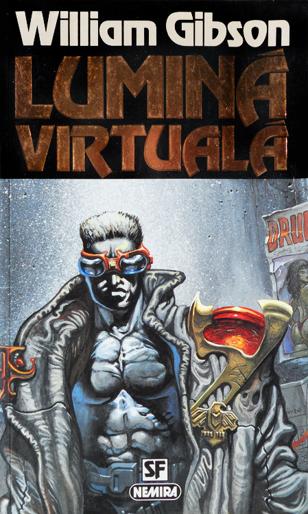 Lumina virtuala - William Gibson