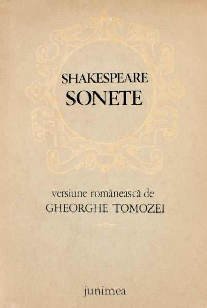 Sonete - William Shakespeare