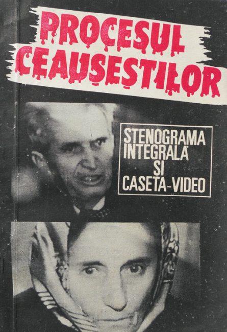 Procesul Ceausestilor - ***