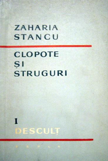 Clopote şi struguri - Zaharia Stancu